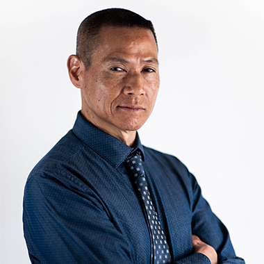 Los Angeles Associate Principal Architect Randy Itaya