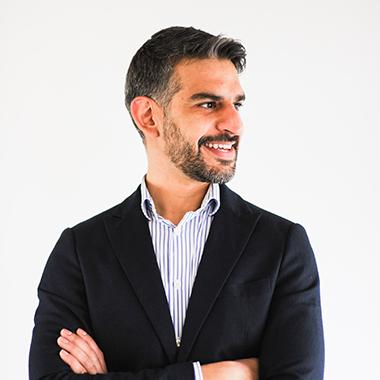 San Francisco architectural Designer Farooq Khayyat
