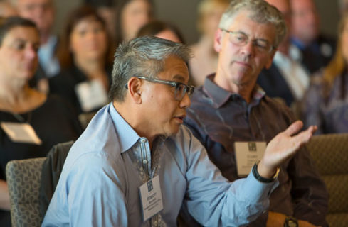 California hotel architects AXIS/GFA Architecture + Design attend the 2017 Northwest Hotel Investment Summit hosted by Sandman Savrann in Seattle.