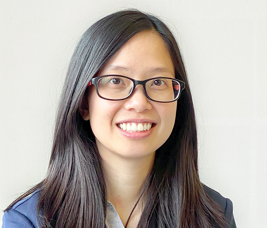 Joining the team at San Francisco architect AXIS/GFA is Ada Tang
